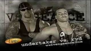 WWE Vengeance 2001 Bande-annonce VO