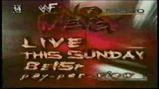 WWE No Mercy 2000 Bande-annonce VO