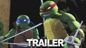 Les Tortues Ninja Bande-annonce VO