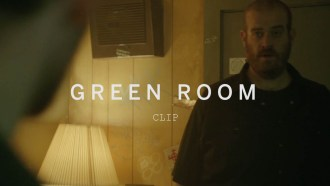 Green Room Extrait VO