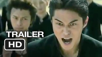 Crows Explode Bande-annonce VO