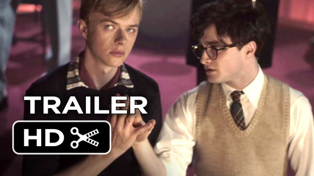 Kill your darlings - Obsession meurtrière Bande-annonce (2) VO
