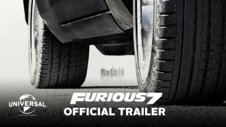 Fast & Furious 7 Bande-annonce VO