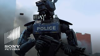 Chappie Bande-annonce (4) VO