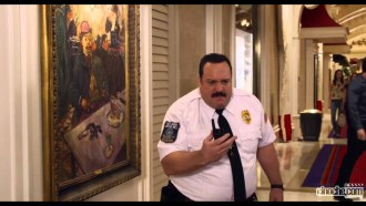 Paul Blart: Mall Cop 2 Bande-annonce VF