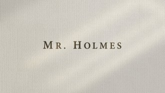 M. Holmes Bande-annonce (3) VO