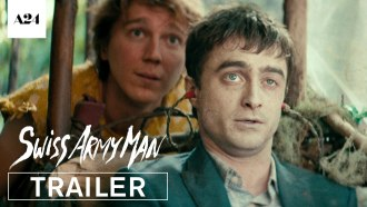 Swiss Army Man Bande-annonce (2) VO