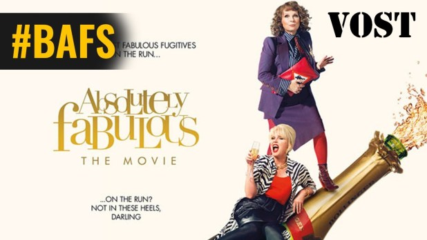Absolutely Fabulous: le film Bande-annonce (2) VF