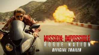 Mission : Impossible - Rogue Nation Bande-annonce (2) VO