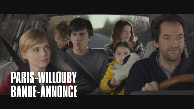 Paris-Willouby Bande-annonce VF