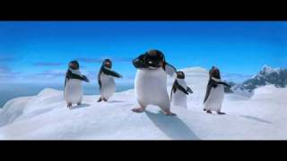 Happy Feet Bande-annonce (3) VO