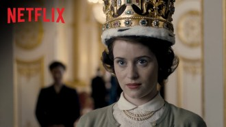 The Crown - Saison 1 Bande-annonce VO