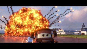 Cars 2 Bande-annonce (4) VO