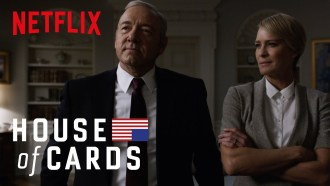 House of Cards - Saison 5 Bande-annonce (2) VO