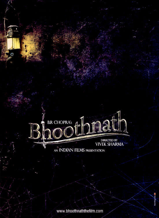 Bhoothnath 2008 Film 2h 31min Cinéséries