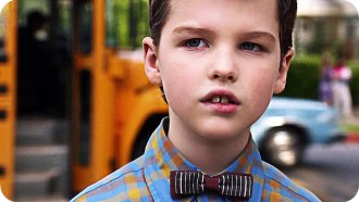 Young Sheldon Bande-annonce VO