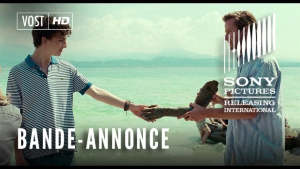 Call Me by Your Name Bande-annonce VOST