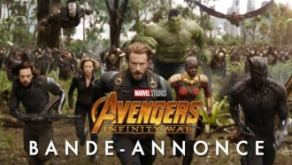 Avengers : Infinity War Bande-annonce (3) VO