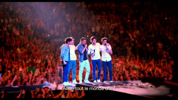 One Direction : Le Film Bande-annonce (2) VF