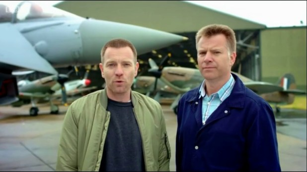 RAF at 100 with Ewan and Colin McGregor Bande-annonce VO