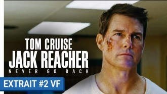 Jack Reacher : Never Go Back Extrait (2) VF