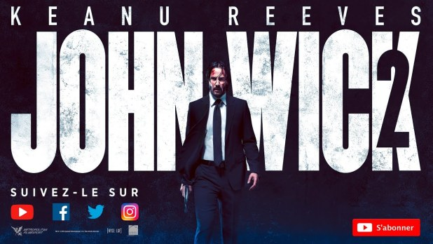 John Wick 2 Bande-annonce (5) VOST