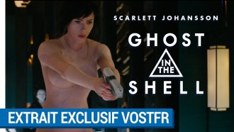 Ghost in the Shell Extrait (2) VF