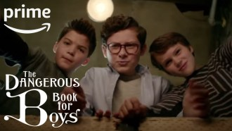 The Dangerous Book for Boys Bande-annonce VO