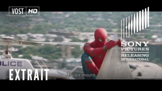 Spider-Man : Homecoming Extrait (3) VF