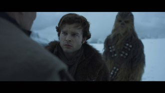 Solo: A Star Wars Story Bande-annonce (3) VF
