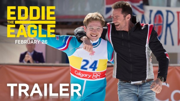Eddie the Eagle Bande-annonce (6) VO