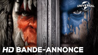 Warcraft, le commencement Bande-annonce (4) VF
