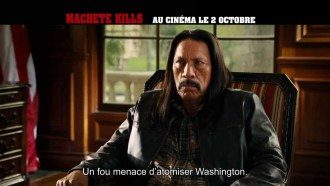 Machete Kills Teaser VF