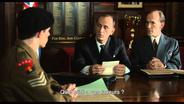 Queen and country Extrait (3) VF