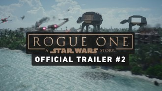 Rogue One - A Star Wars Story Bande-annonce (9) VO