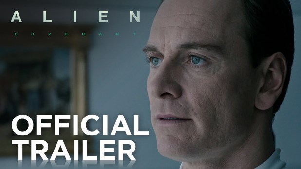 Alien : Covenant Teaser (2) VO
