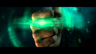 Green Lantern Bande-annonce (6) VO