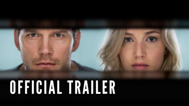 Passengers Bande-annonce (5) VO