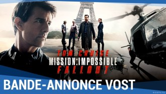 Mission : Impossible - Fallout Bande-annonce (3) VOST