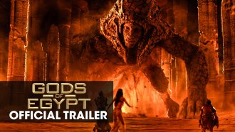 Gods of Egypt Bande-annonce (4) VO