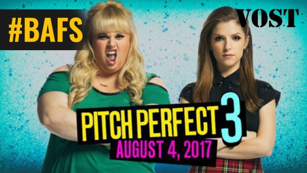 Pitch Perfect 3 Bande-annonce VO