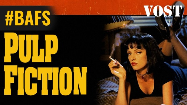Pulp Fiction Bande-annonce (2) VF