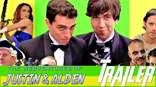The Webventures of Justin and Alden Bande-annonce VO
