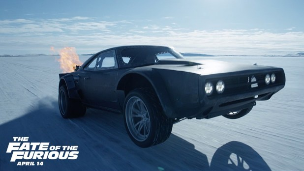 Fast & Furious 8 Teaser VO