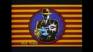 Dick Tracy Bande-annonce (2) VO