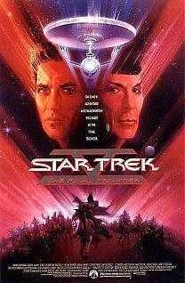 Star Trek 5 : The Final Frontier