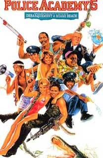 Police Academy 5 : Assignment : Miami Beach