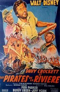 DAVY CROCKETT and the River Pirats