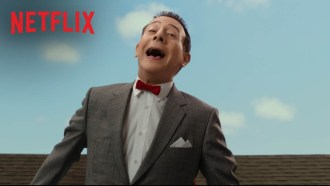 Pee-wee's Big Holiday Teaser VOST