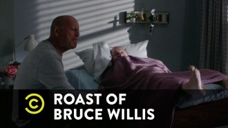 Comedy Central Roast of Bruce Willis Teaser (2) VO